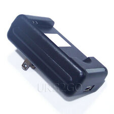 Intelligent Compact Desktop Wall USB Battery Charger for LG Optimus Elite LS696