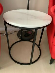 Marble Round Table As Pictured