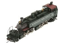 Mantua 351600 HO Scale 2-6-6-2 T Logger Weyerhauser-Green Steam Locomotive