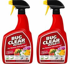 Bug Clear Ultra in Insecticides for sale | eBay