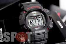 Casio G-Shock Mudman Tough Solar Watch G-9010-1  G9010 1