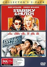 Starsky & Hutch / Jay & Silent Bob Strike Back (2 Disc Set) DVD (Region 4 PAL)