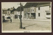 Isle of Wight BRADING early RP PPC Oh Brading & W Stay shopfronts