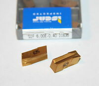 GIF 6.00E-0.40 IC635  ISCAR *** 10 INSERTS *** FACTORY PACK ***