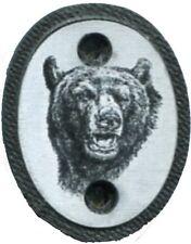 Thompson Center Encore Gun Stock Grip Cap bear wtbgnd