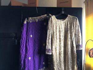 asian wedding dress used