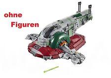 LEGO Star Wars 75243 - Slave I - 20 Jahre Edition - NEU - OHNE Figuren