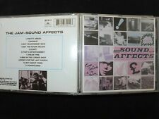 CD THE JAM / SOUNDS AFFECTS /