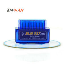 Mini Elm327 Bluetooth OBD2 Elm 327 Android Adapter Car Scanner Auto Diagnostic