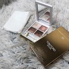 NIB TOM FORD Soleil Eye Color Quad Eyeshadow Palette 04 FIRST FROST 0.21oz/ 6g