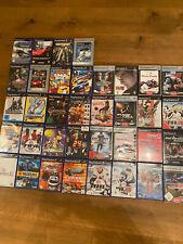 Ps2 Spielesammlung Konvolut Playstation 2 Games