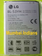 ORIGINAL BL-53YH BATTERY FOR LG G3 VS985 F400 D850 D855 WITH 3000mAh