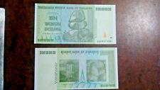 ZIMBABWE: UNCIRCULATED TRILLION BANKNOTE