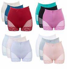 Rhonda Shear 3-pack Pin Up Panty Set (HSN 514-145)
