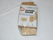 The Home Depot Kids Workshops Picture Frame Wooden Project Kit ages 5+