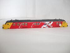 Arnold N 2337 Elektrotriebwagen Gehäuse der NL Staatsbahn
