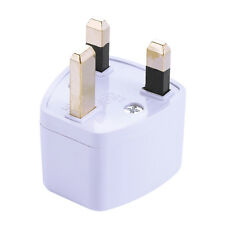 Travel Adaptor 3 Pin Plug Universal USA/EU/CN/India/ASIA/AUSTRALIA to UK G PH007