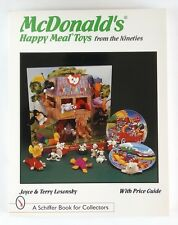 MCDONALD'S HAPPY MEAM TOYS from the Nineties by Joyce & Terry Losonsky