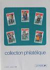 COLLECTION PHILATELIQUE DE LA POSTE DE FRANCE - 04-95 - JANVIER 1996