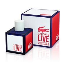 Perfume hombre Live Lacoste EDT 40 ml