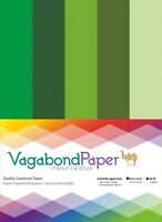 """Premium Quality 8.5"""" x 11"""" GREEN CARDSTOCK PAPER - 20 Sheets"""