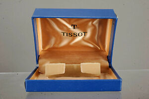 Tissot Watch Box IN Blue from The 70ger Years