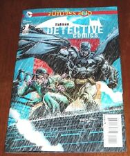 DETECTIVE COMICS #1  3-D FUTURES END MOTION COVER ,THE NEW 52 ! DC.