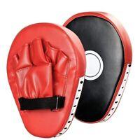 2pcs Kick Boxing Gloves Pad Punch Target Bag Training Adults Kids Equipment Kit
