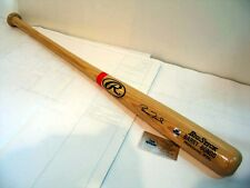 Barry Bonds Signed baseball bat with cert of authenticity
