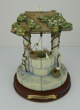 WDCC Enchanted Places Snow White's Wishing Well w/Box & Deed (248