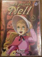 LA PICCOLA NELL - Cofanetto 4 DVD - Box anime, nuovo sigillato