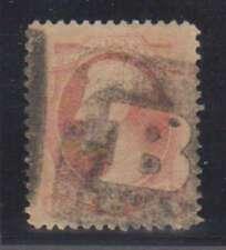 B7698: US #186 Used, JUMBO Margins, Sound