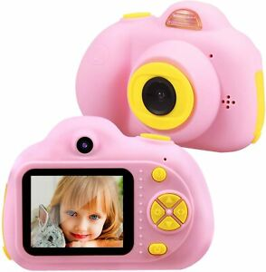 Digital Camera For Children - 1080P Video Camera for Toddler Children with 32GB