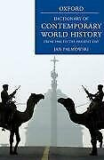 A Dictionary of Contemporary World History: From 1