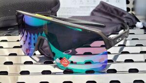 New Oakley SUTRO LITE 9463-0339 Sunglasses Matte Black w/Prizm Road Jade Lenses