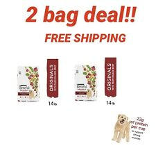 Purina Beneful Dry Dog Food Originals With Real Beef 14lb. Bags/ 2 bag Deal