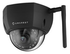 Amcrest ProHD Fixed Outdoor 4-MP 2688 x 1520P WiFi Vandal Dome IP REP-IP4M-1028B