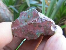 CUPRITE and CHRYSOCOLLA - Arizona Copper Minerals - Lapidary Rough   NICE