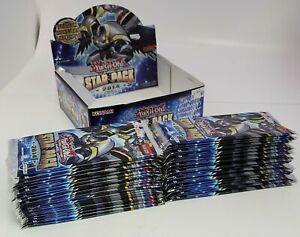 Yu-Gi-Oh! Star Pack 2014 English 1st Edition Booster Packs (47 Packs)