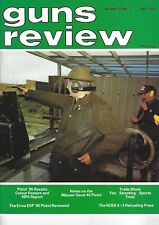GUNS REVIEW - THREE ISSUES FROM 1985 (7 - 9)