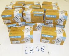 20 x 250 Piece Bierbach fugenkrallen 3,8/10 tackerkrallen Twin Panel Clips