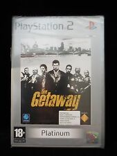 The Getaway para playstation 2 edicion platinum