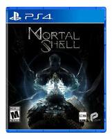 Mortal Shell PlayStation 4 PS4 Brand New Sealed