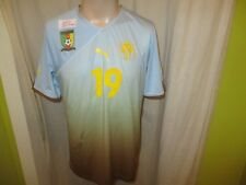 "Kamerun,Cameroon ""FECA FOOT"" Nr.957 Puma Matchworn Trikot 2012/13 + Nr.19 Gr.XL"