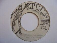 """New Listi 00004000 ngEarth & Stone Let's Build A Dream Mummy'S Nice! Reggae 7"""" Hear"""