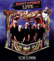 Monty Python Live (Mostly): One Down, Five to Go, Good DVD, John Cleese,Terry Gi