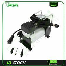 Heavy Duty Dc 12V 150Psi Air Compressor Pump Car Truck Tire Inflator Tool