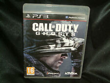 Call of duty: ghosts, playstation 3 jeu, trusted boutique ebay