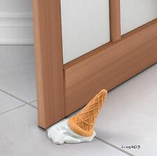 Ice Cream Door Stop Brand New Doorstop Novelty Door Stopper Home Decor