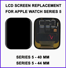 LCD Replacement w/ touch screen digitizer for Apple Watch Series 5 - 40 & 44 MM